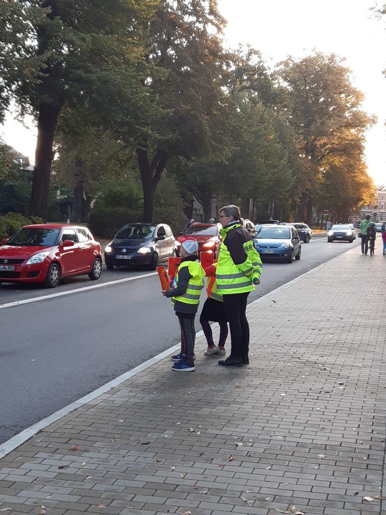 Verkehrsaktion Stadtfamilienrat Bautzen e.V.
